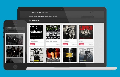 WEB – BARRIO SOUND RECORDS