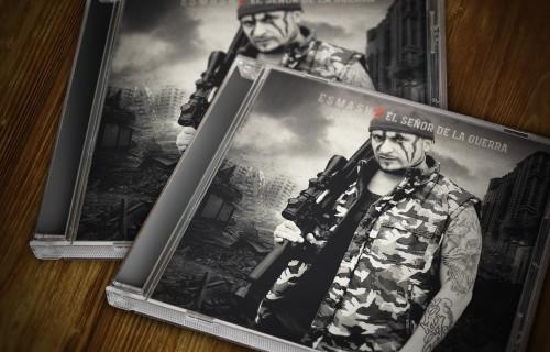 CD ARTWORK – ESMASH