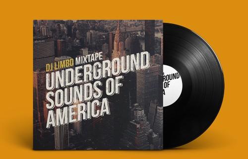 DJ LIMBO – LP ARTWORK