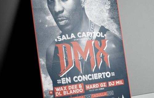 Cartel – Concierto DMX